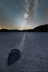 Space Dust (Jim Patterson Photography) Tags: california travel nature racetrack landscape outdoors photography nationalpark desert playa deathvalley geology inyocounty jimpattersonphotography jimpattersonphotographycom seatosummitworkshops seatosummitworkshopscom