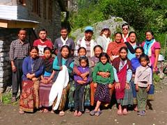 Tilce Women's Society (Fieldwork in Manang) Tags: nepal gurung manang