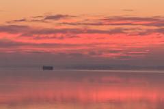 Gooimeer, Almere (KennethVerburg.nl) Tags: winter lake netherlands dutch landscape meer ship sneeuw nederland flevoland 2012 landschap almere gooimeer schip almerehaven