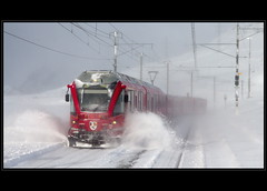 Bernina Express [Explored #6, 12.12.12] (antony5112) Tags: snow train schweiz suisse zug trains neve svizzera treno treni bernina berninaexpress zuege mygearandme mygearandmepremium mygearandmebronze mygearandmesilver mygearandmegold mygearandmeplatinum mygearandmediamond ruby10 ruby5 rememberthatmomentlevel4 rememberthatmomentlevel1 rememberthatmomentlevel2 rememberthatmomentlevel3 rememberthatmomentlevel7 rememberthatmomentlevel5 rememberthatmomentlevel6