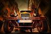 Old Car (Di Gutti (diegogutierrez79@gmail.com)) Tags: old texture textura portugal car pov antique lisboa lisbon voiture pointofview coche baixa viejo fado hdr antiguo texturas textured gettyimages viatura vehiculo antiquité texturizado