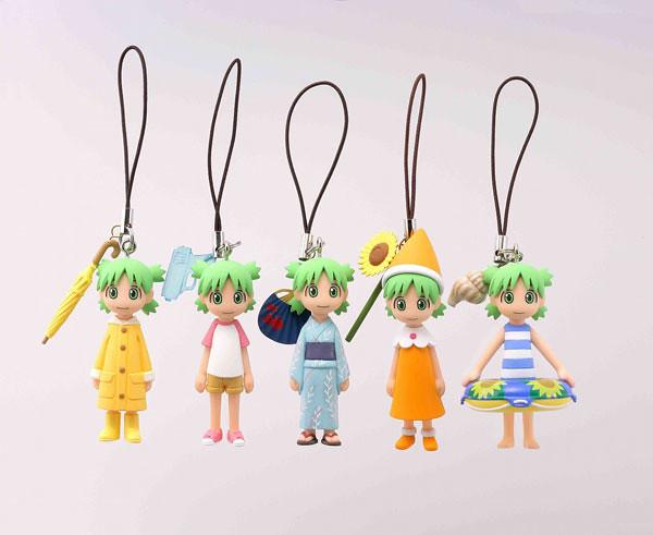 海洋堂 四葉妹妹 吊飾
