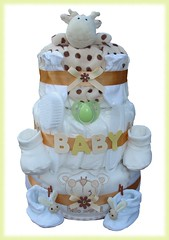 Nappy Cake (10) (Labours Of Love Baby Gifts) Tags: babygift nappycake nappycakes newbabygifts laboursoflovebabygifts