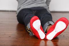 IMG_4929 (lingeshoes) Tags: danceshoes colorfulballetshoes colorfulballetflats