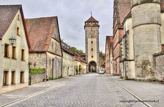 "Rothenburg ob der Tauber • <a style=""font-size:0.8em;"" href=""http://www.flickr.com/photos/45090765@N05/27799315953/"" target=""_blank"">View on Flickr</a>"