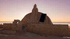 SSS_0188 (Sam 8899) Tags: sand sculpture beach sunrise morning light sky sea color