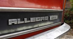 Austin Allegro 1500 Special automatic 1978 (XBXG) Tags: 68vp71 austin allegro 1500 special automatic 1978 austinallegro bva automatique bl british leyland britishleyland logo sigle monogramme woerden nederland holland netherlands paysbas vintage old classic car auto automobile voiture ancienne anglaise uk engeland england
