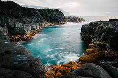 When on Kauai (HikerDude24) Tags: hawaii kauai travel ocean queensbath water seascape landscape outdoors nature nikon d5100 nikond5100