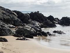 Beautiful beach at Norwick (Nanooki ) Tags: scottishisles unst scotland unitedkingdom gb norwick sea beach rocks sand fetlar shetlandislands