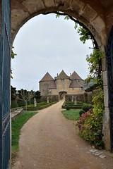 DSC_0160 (FyP-55) Tags: chateau castle medieval berzélechâtel porte gate france