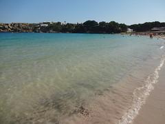 Minorca Arenal d'en Castell (Barracuda PRJ19) Tags: minorcaarenaldencastell minorca menorca sun sea plage playa beach robybprj19 sonydscwx100 summer vacation vacanza