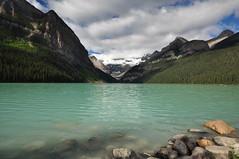 Lake Louise (Just Peachy!) Tags: alberta canadianrockies banffnationalpark