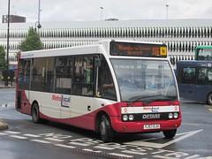 TLC 2913 YJ57EJO Keighley Bus Stn on 916 (1) (1280x960) (dearingbuspix) Tags: tlc 2913 yj57ejo metrolocal mymetro