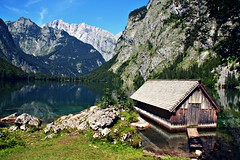 Postcard Place (rama.photo) Tags: summer hiking nature berchtesgadener land obersee mountains natur berge sommer alm alps watzmann germany bavaria
