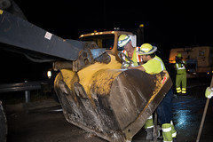 D6084_CM-251 (MoDOT Photos) Tags: nightworkzone modot i70 exitramp bycathymorrison d6084 maintenance concretereplacement heavyequipment safetygear harthats safetyglasses reflectiveshirts lights cones saw midway missouri
