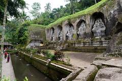Gunung Kawi Temple (Robert-Jan van der Vorm) Tags: indonesia bali funerary complex tampaksiring temple gunung kawi 11th century