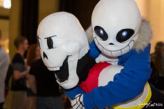 20160904-123807-5D3_9863 (zjernst) Tags: 2016 atlanta brothers con convention cosplay costume dragoncon papyrus sans skeleton undertale videogame