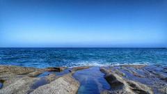 Cabo de Gata, Almera (jumaro41) Tags: sea spain mar horizonte almera rocas