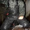 Aquala-Kanal6944 (Kanalgummi) Tags: sewer exploration rubber drysuit trockenanzug bomber jacket bomberjacke worker égoutier kanalarbeiter