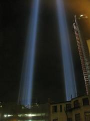 IMG_6667 (gundust) Tags: nyc ny usa september 2016 newyork newyorkcity manhattan architecture wtc worldtradecenter september11th 911 tributeinlight xeon twintowers memorial remembrance night