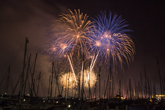 Bursledon Regatta 2016 (hutchyp) Tags: fireworks bursledon regatta river hamble swanwick hampshire water elephant boatyard longexposure