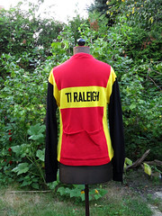 Ti Raleigh Campagnolo (akimbo71) Tags: maglia maillot jersey fahrradtrikot cycling cyclisme proteam equipe