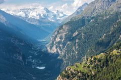 Welcome to the Alps (Carles Alonso photo) Tags: climbing freedom nikon nature 85mm mountains outdoor matterhorn swiss switzerland clouds light wideangle photography hiking wildlife mountaneering travel cliff trekking sky wallpaper green landscape tour cervino public