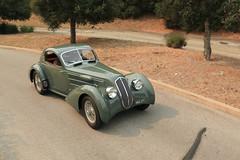 Lancia Astura Aerodinamico Coupe Castagna 1933 (johnei) Tags: lancia astura castagna