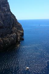 Capo Cacia (Moris.marcel) Tags: sardagena italy nature blue travel roadtrip sardinie