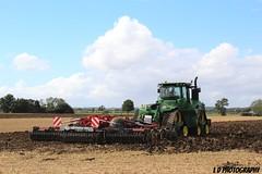 IMG_2299 (lesleydoubleday) Tags: johndeere johndeere50thcelebration langar tractor farming farmmachinery