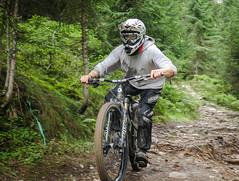 down (Hagbard_) Tags: mtb bike mountainbike freeride sterreich bockaufballern velo spass friends natur outdoor nature mtbisokay wagrain kitzsteinhorn everydayimshutteling