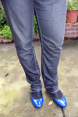 Comparing the Blues - Jeggings and Shoes (Unusual Stylings) Tags: unisex freedressing jeggings meninjeggings guyinjeggings menwearingjeggings manwearingjeggings guywearingjeggings maninjeggings shoes strapshoes twinstrapshoes twinstrapflats maryjanes meninmaryjanes maninmaryjanes maryjaneshoes meninmaryjaneshoes maninmaryjaneshoes guyinmaryjanes menwearingmaryjanes manwearingmaryjanes guywearingmaryjanes guyinmaryjaneshoes menwearingmaryjaneshoes manwearingmaryjaneshoes guywearingmaryjaneshoes patent patentleather patentshoes patentblackshoes patentmaryjanes patentmaryjaneshoes patentstrapshoes patenttwinstrapmaryjanes patenttwinstrapmaryjaneshoes