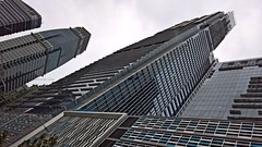 Finishing touches (SmartFireCat) Tags: instagramapp square squareformat uploaded:by=instagram sofitel guoco tower guocoland singapore singapur singapura singapour torre skyscraper rascacielo tallest arquitectura architecture tanjong pagar lumia950xl lumia 950xl microsoft