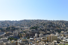 South Amman (Francisco Anzola) Tags: jordan middleeast city urban arabic amman skyline vista dense density