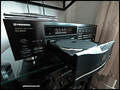 Pioneer PD-8700 (Gareth Harper) Tags: pioneer pd8700 cd player stable platter technology single bit dlc scotland 2016 photoecosse