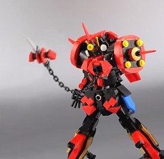 Lego Rhadamantis 05 (guitar hero78) Tags: lego moc srw super robot wars mecha mech