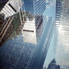 juxtapose (beth maciorowski) Tags: 35mm film dianamini nyc analog lomo doubleexposure