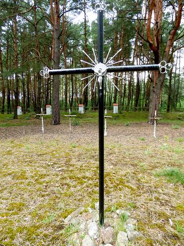 Inowłódz - Russian war cemetery, WWI (4)