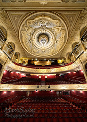 Richmond Theatre (Mark Sykes Photography) Tags: greatbritain red england london english architecture gold nikon europe theater european theatre britain interior balcony victorian symmetry richmond ceiling chandelier seats balconies symmetrical british ornate openhouse auditorium stalls grade2 cityoflondon d800 spotlights listedbuilding richmonduponthames emptyseats richmondtheatre dresscircle openhouselondon richmondlondon londonborough frankmatcham grade2listedbuilding grade2listed rowsofseats uppercircle victoriantheatre nikon1424 nikond800 ambassadortheatregroup