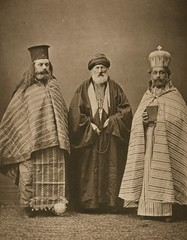 The Mullah and The Priests (cool-art) Tags: greek orthodox turkish mullah priests islamic armenian clergy