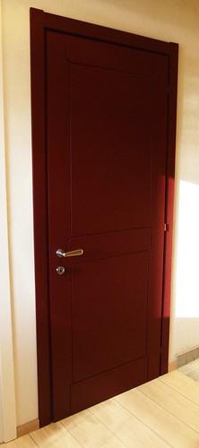 Porta interna pantografata 63CP