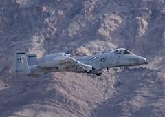 A-10 Warthog (dcnelson1898) Tags: desert lasvegas military nevada usairforce nellisairforcebase