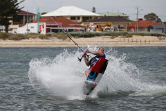 Kite Board (Craig Wilson Photography) Tags: kite sports water sport canon lens eos iso100 bay is board extreme safety ii 200 wa l 5d 1800 usm f56 70 ef 200mm 131112