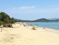 Mediterranian beach