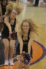 Gator Dazzlers (dbadair) Tags: basketball wisconsin cheerleaders florida gators badgers cheer sec uf