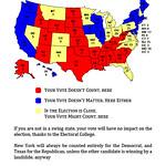 The Electoral College Means Your Vote Doesn