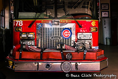 Cubby Engine (Buzz Click Photography) Tags: chicago fire il firetruck spike fireengine cubs 2009 312 january2009 jan2009