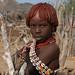 Hamer girl South Omo Zone, SNNPR