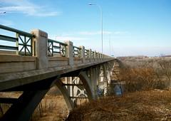 Mendota Bridge (Jeanne W Pics) Tags: bridge water minnesota river midwest minneapolis mississippiriver