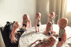 Mianes~! (mymuffin_15) Tags: pink dal william wig pullip custom damian mian isul obitsu taeyang